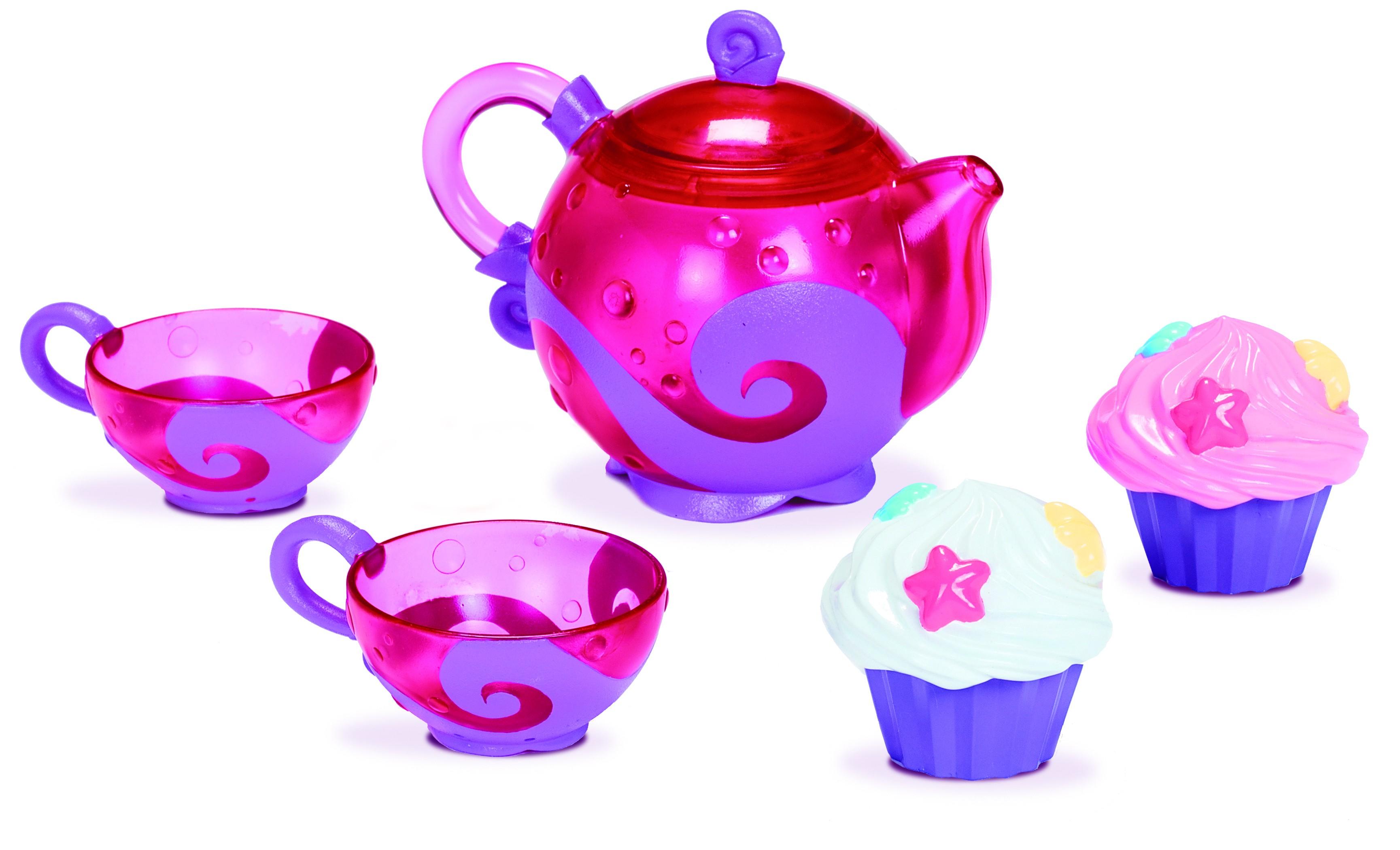 Image of Munchkin Bath Tea & Cupcake Set 34002