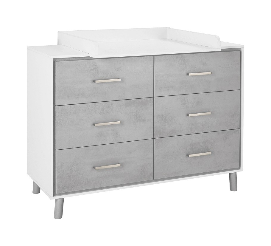 Image of Commode Coco Grey 36995
