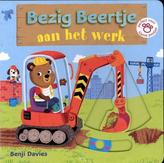 Image of Boek | Bezig Beertje aan het Werk 37009