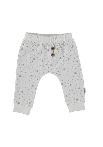 62 Broek Bess Pants Triangle White