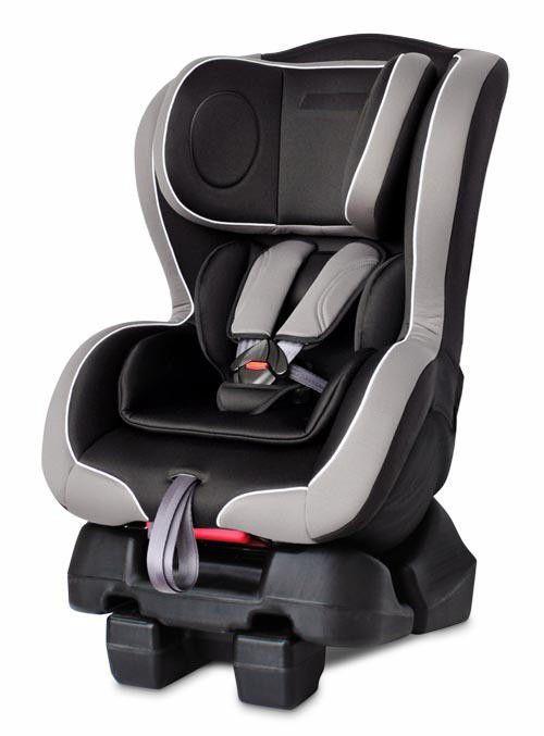 Autostoel King Zwart-Grijs
