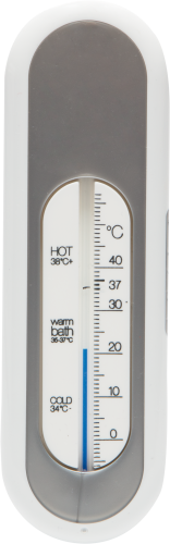 Image of Badthermometer Bebe-Jou Uni Zilver 14620