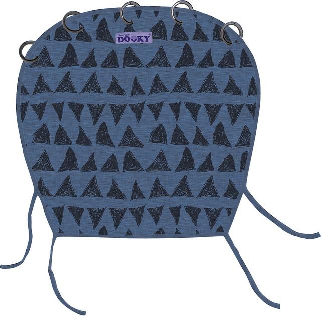 Image of Dooky Original Blue tribal 37795