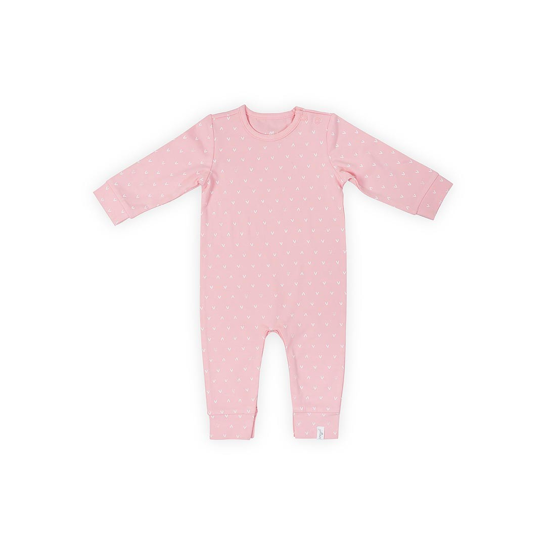 Image of Boxpak Jollein Hearts Soft Pink 29837
