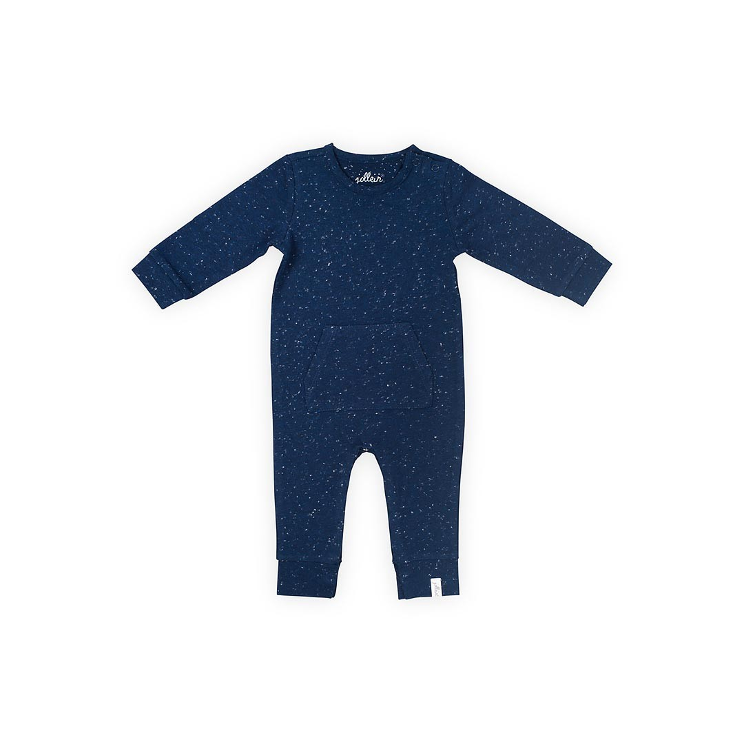 Image of Boxpak Jollein Speckled Blue 29849