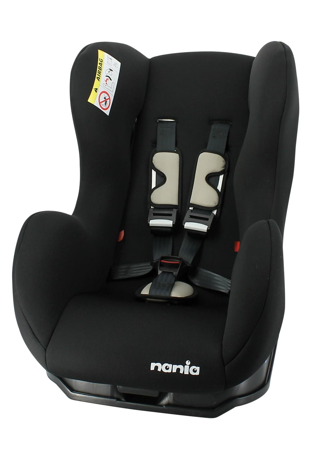 Autostoel Nania Cosmo SP ECO Shadow Black