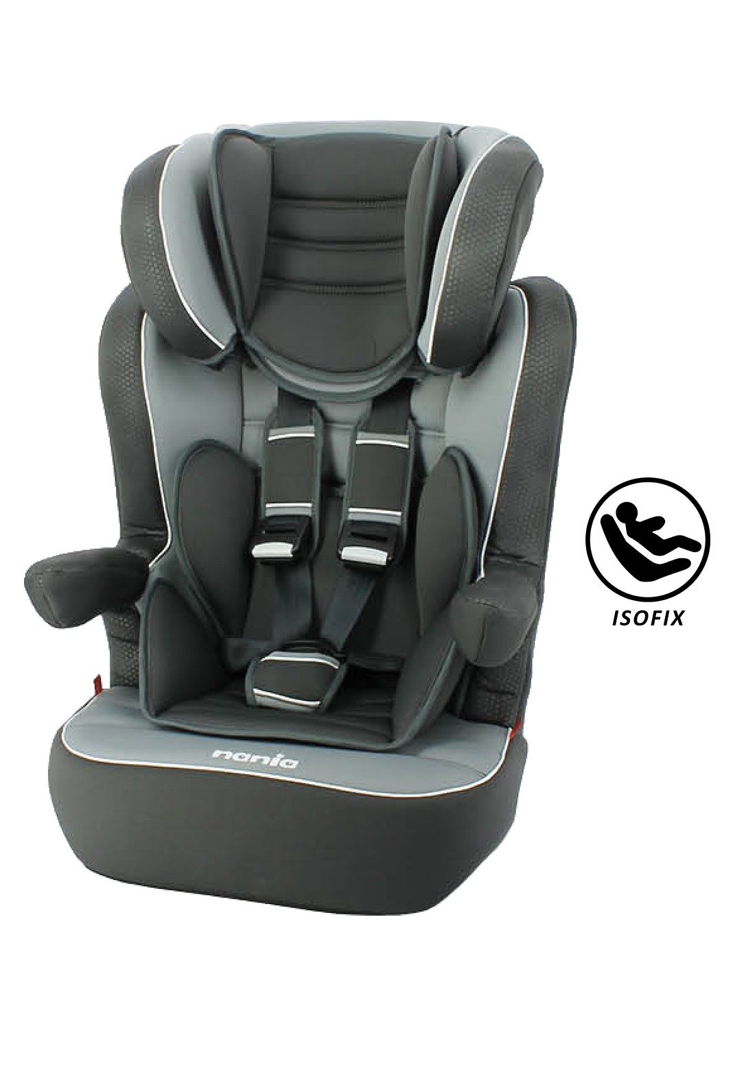 Autostoel I-max SP Isofix Shadow Grey