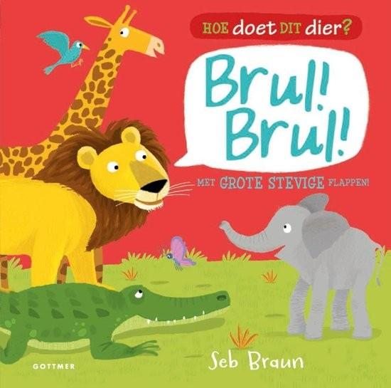 Image of Boek | Brul! Brul! Hoe Doet Dit Dier? 37006