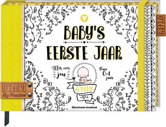 Image of Baby's Eerste Jaar O'Baby Pauline Oud 37007