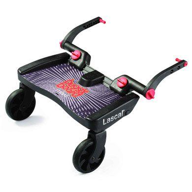 Image of Meerijdplankje Lascal Buggyboard Maxi Zwart 4975