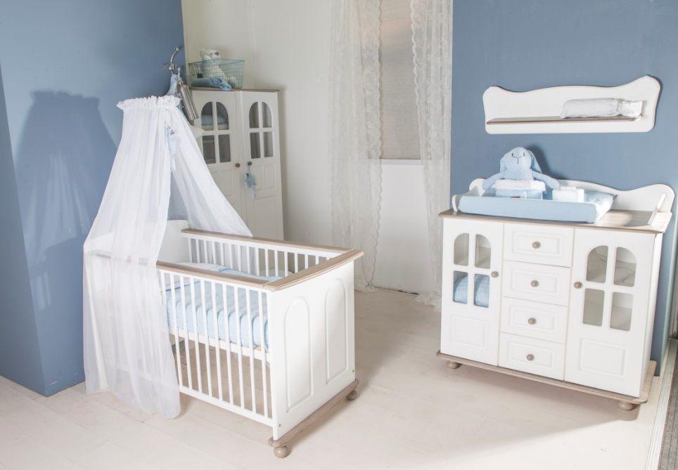 Image of Babykamer Annelies Ledikant + Commode 19705