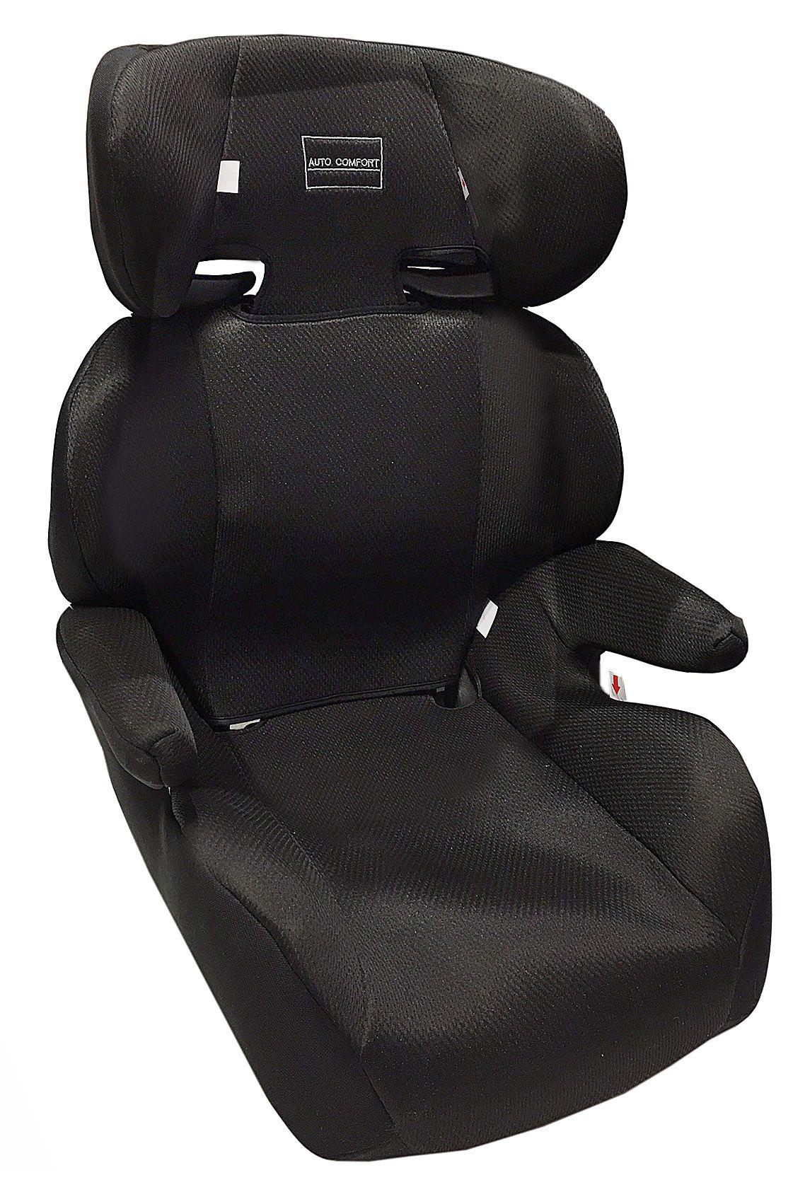 Autostoel Billy Zwart zwart