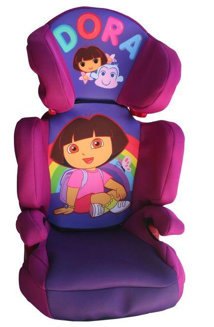 Autostoeltje Dora multicolor