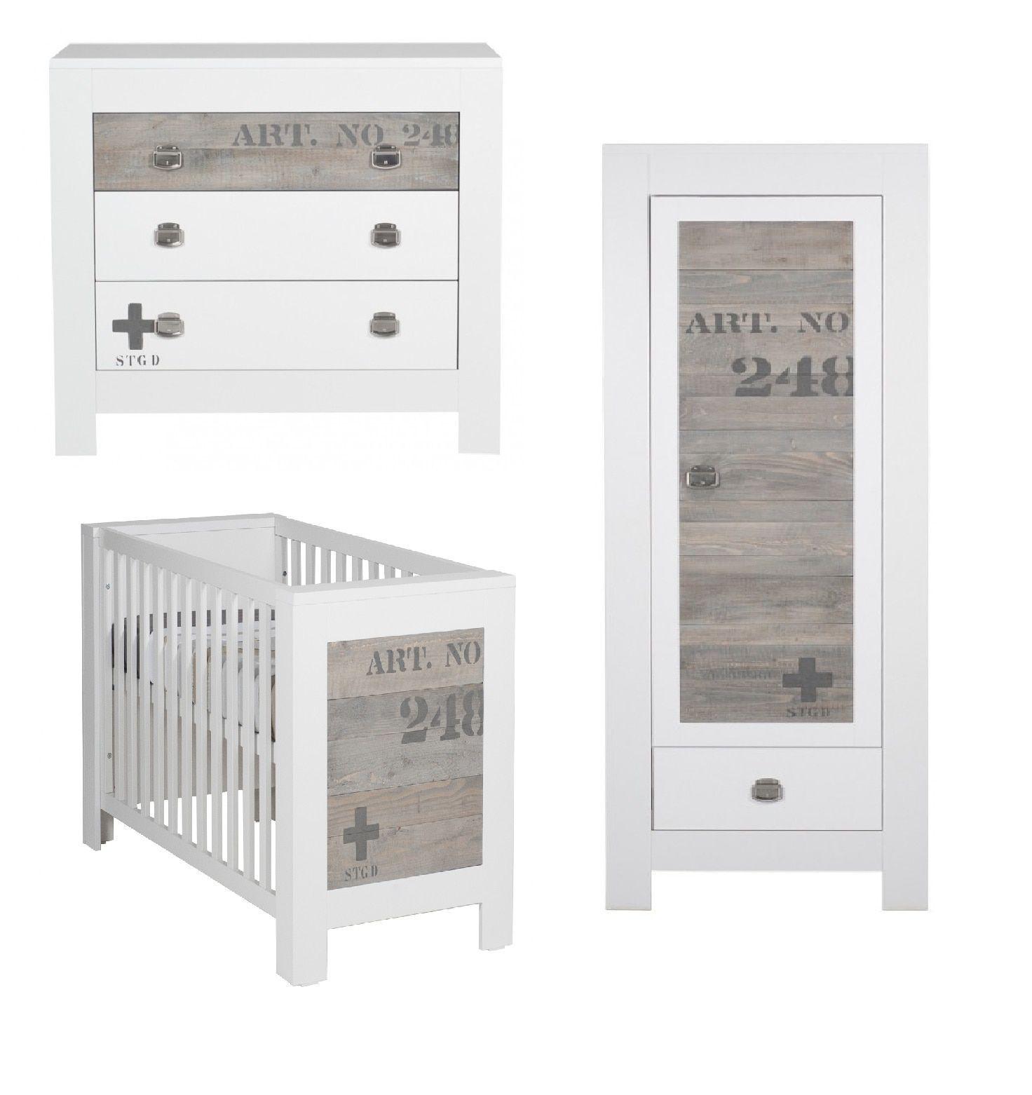 Babykamer Urban 1-deurskast