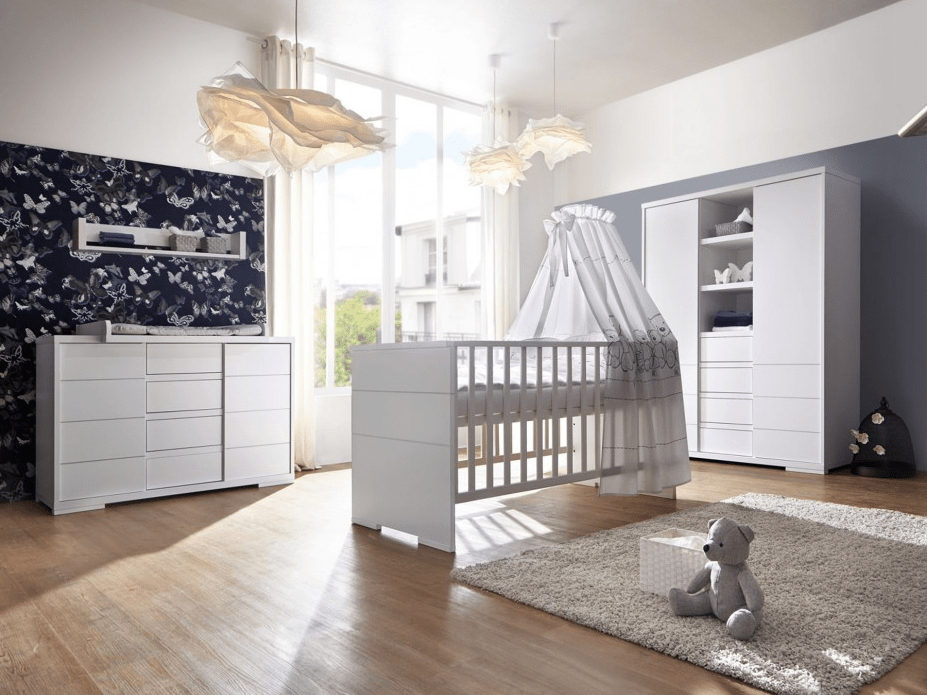 Babykamer Mac White