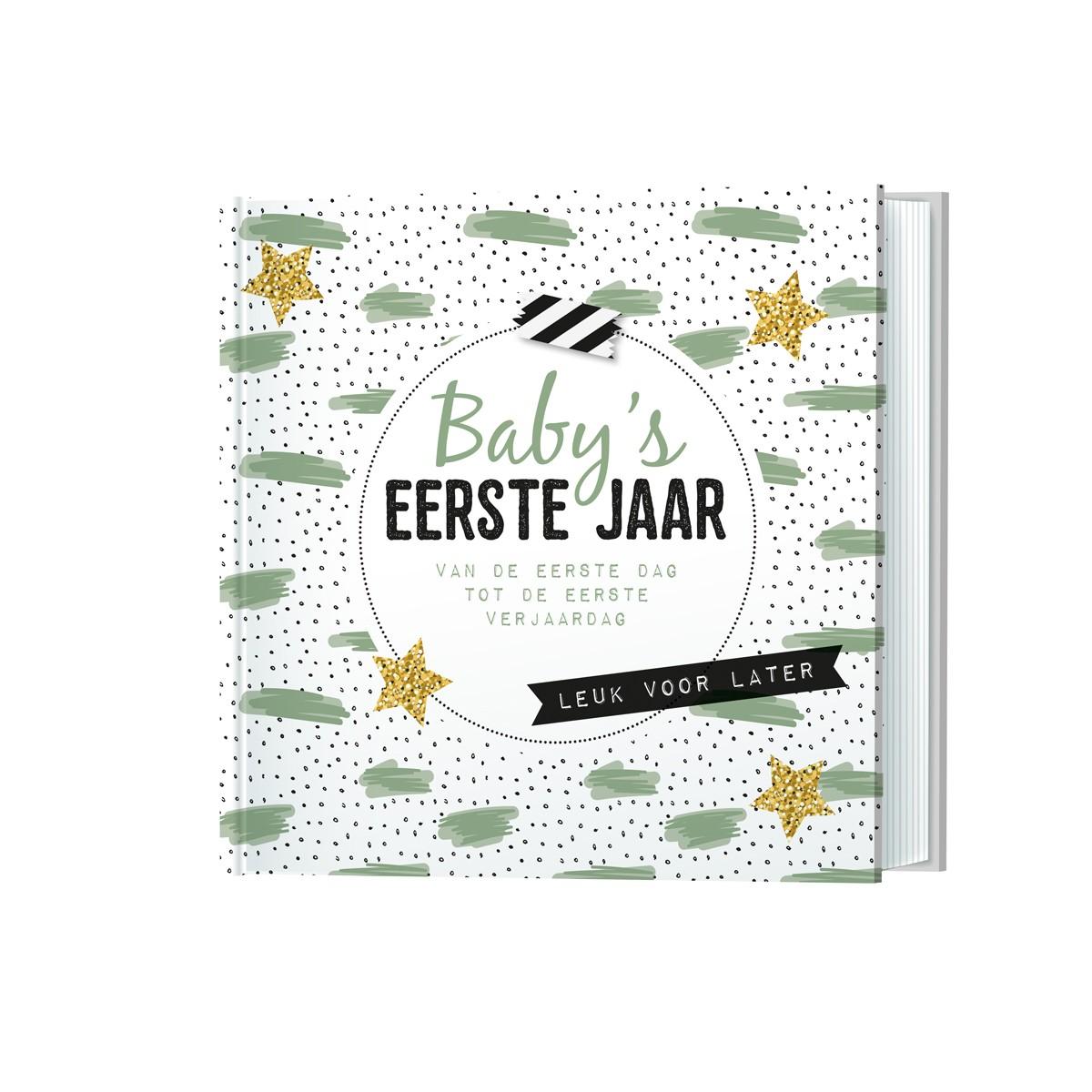 Image of Baby's Eerste Jaar | Esther Kerkhoff 33913