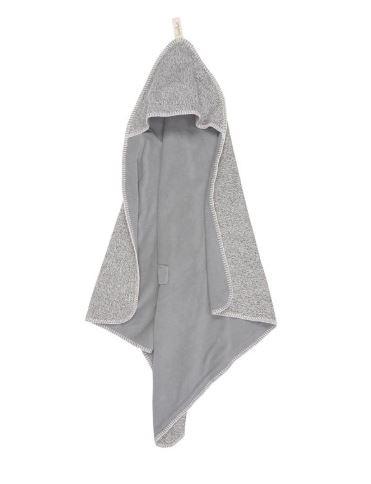 Koeka | Badcape Vigo 1069 0006 Sparkle Grey