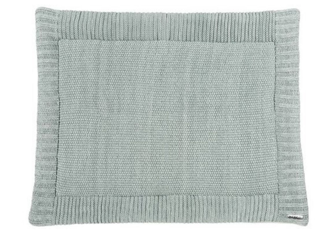 Image of Boxkleed Meyco Relief Mixed Green 22576