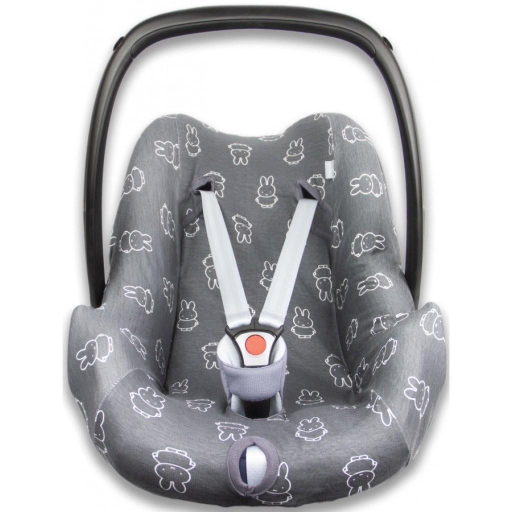 Image of Autostoelhoes Briljant Baby Groep 0+ Nijn Smile Iron 35692