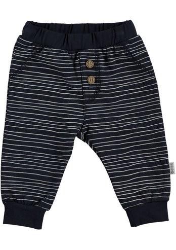 62 Broek Bess Pants Pinstripe Blue