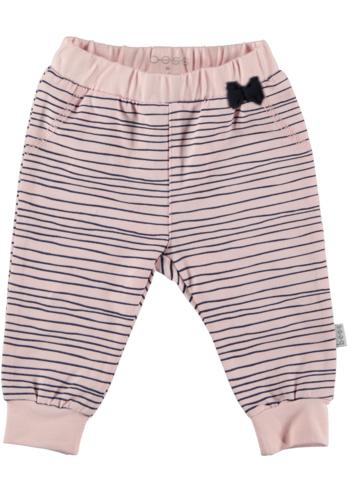 62 Broek Bess Pants Pinstripe Pink