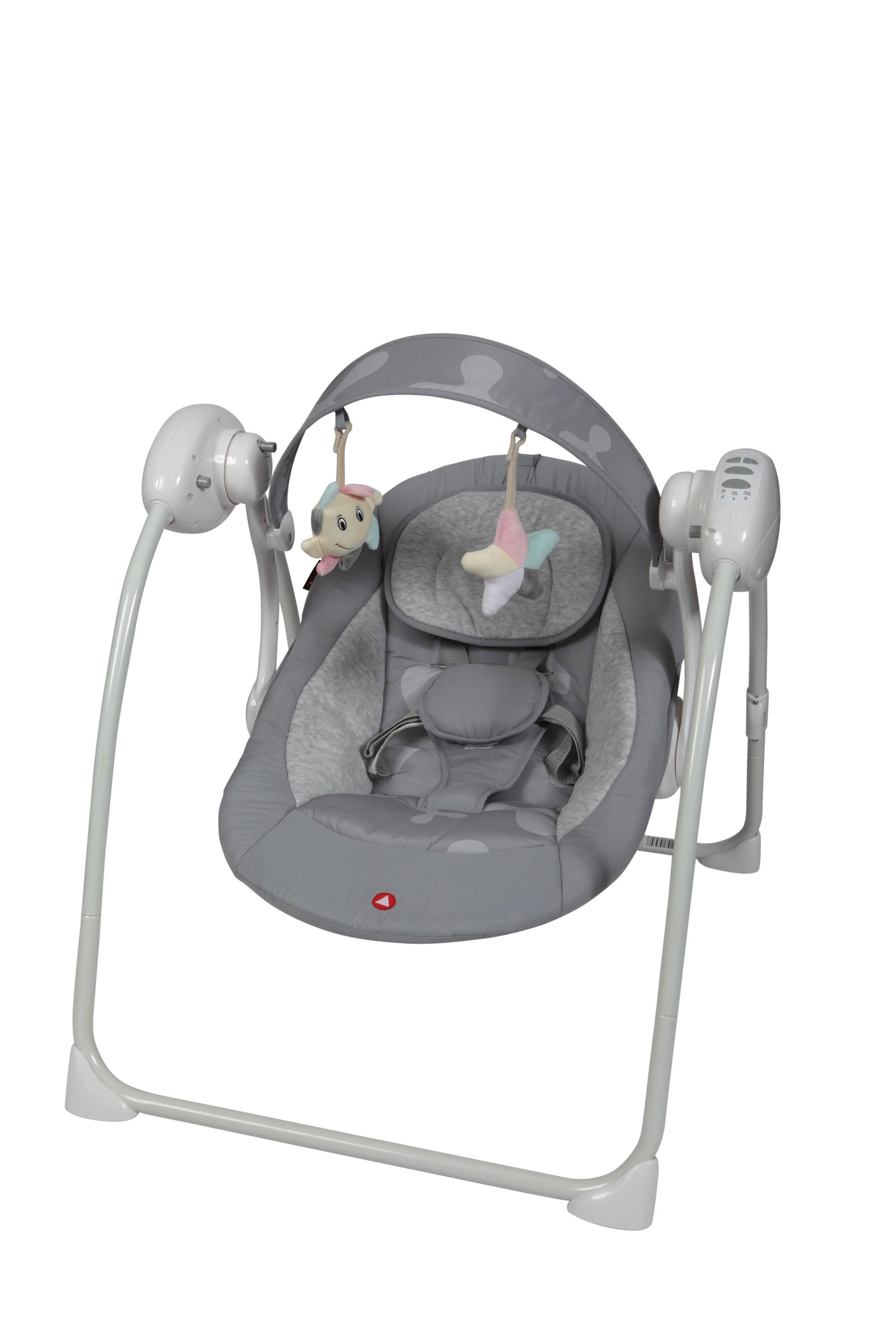 Image of Baby Swing Topmark Noa Grey 04 26253