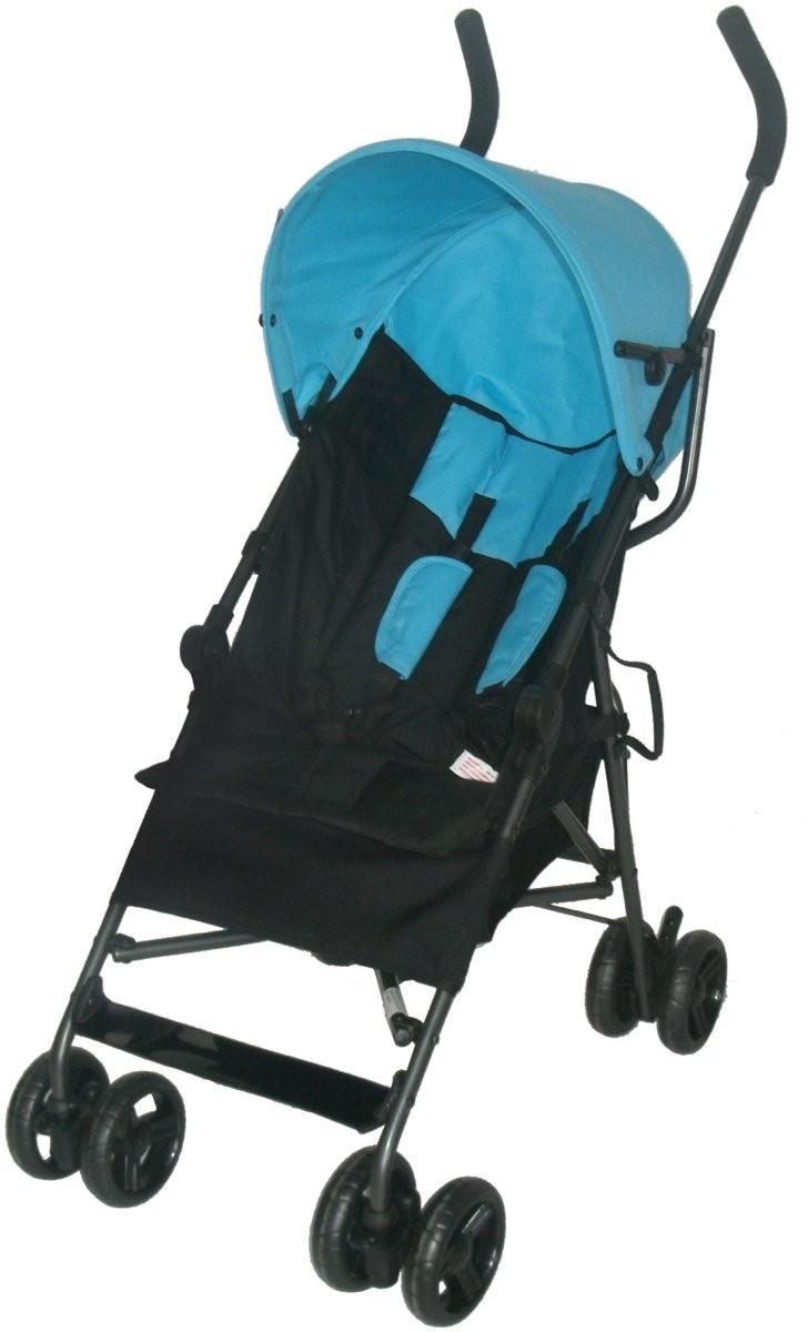 Image of Buggy Bebies First Multi Zwart / Blauw 31513