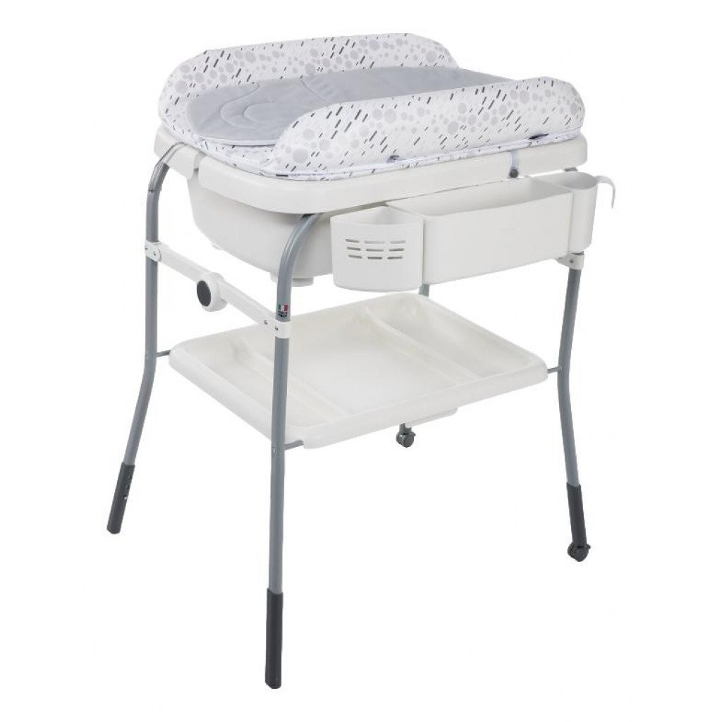 Image of Chicco   Bad Kommode Cuddle Bubble 79348.19 Cool Grey 34906