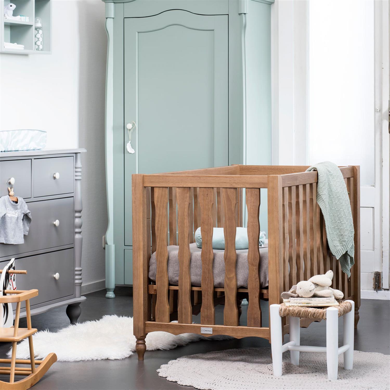 Babykamer Coming Kids Pebbles Ledikant + Commode