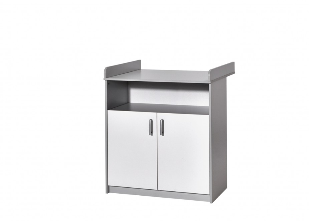 Image of Commode Classy Grey 26942