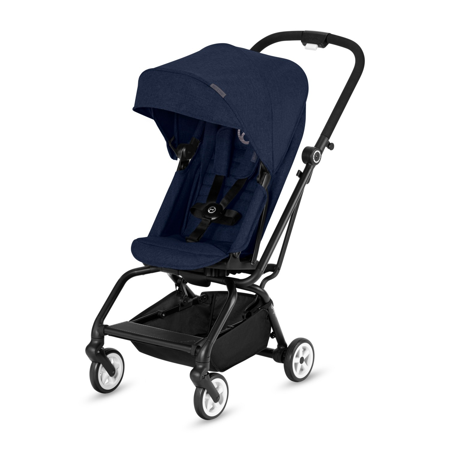 Buggy Cybex Eezy S Twist Denim Blue