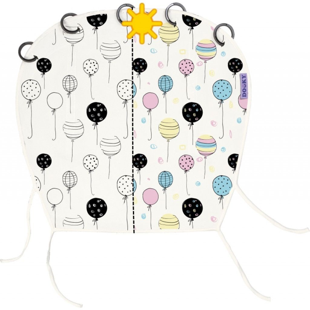 Image of Dooky Original Limited Edition Changing Balloons 37798