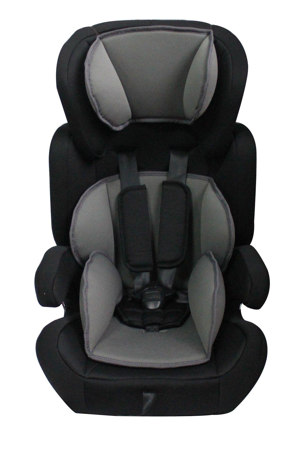 Autostoel X-Adventure Freeway 1-2-3 Zwart-grijs