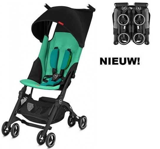 Buggy GB Pockit+ Laguna Blue-Turquoise