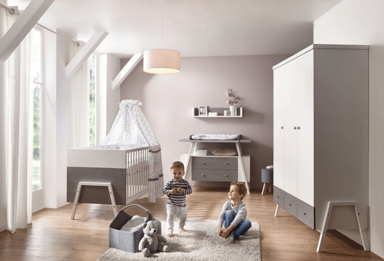 Babykamer Hollywood Grey