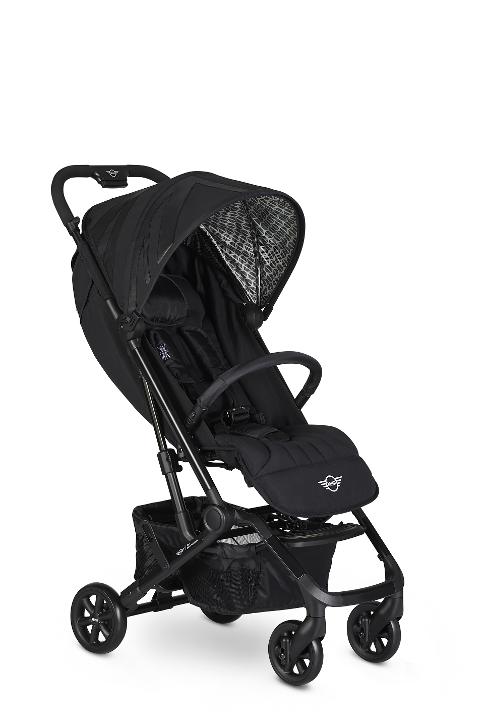 Buggy MINI by Easywalker XS Oxford Black