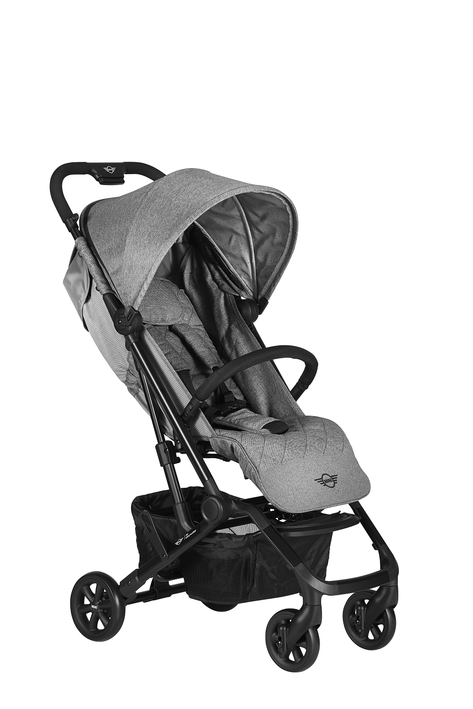 Buggy MINI by Easywalker XS Soho Grey