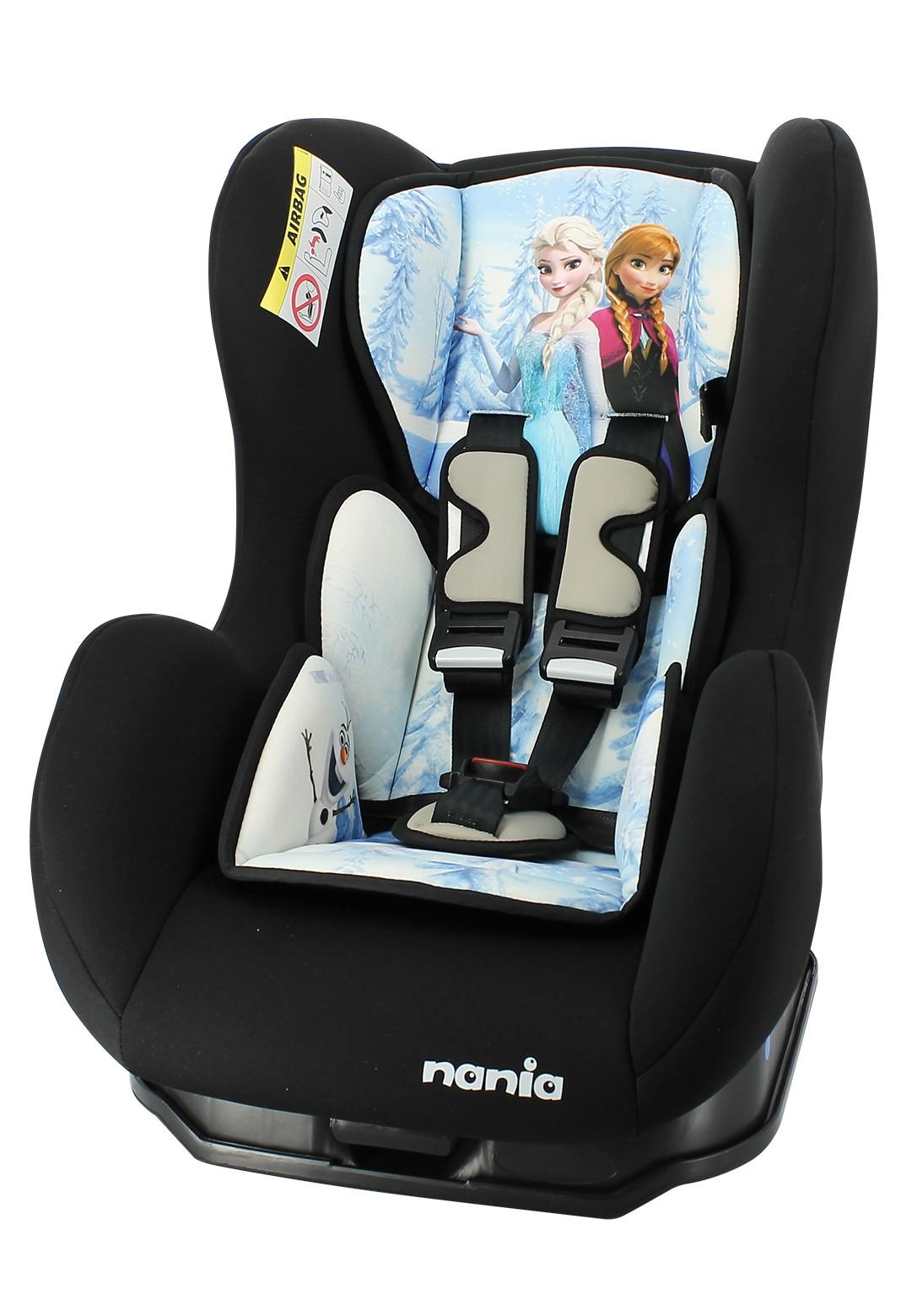 Autostoel Nania Cosmo SP Shadow + Comfortseat Frozen