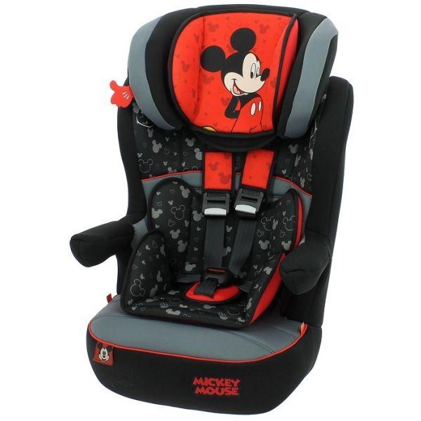 Autostoel I-max Mickey Mouse