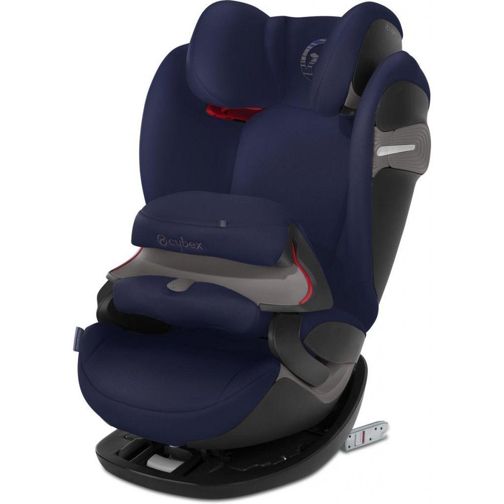 Image of Autostoel Cybex Pallas S-Fix Denim Blue 29650
