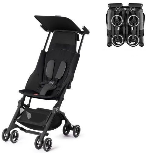 Buggy GB Pockit+ Monument Black