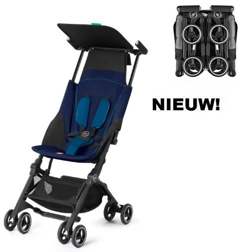 Buggy GB Pockit+ Seaport Blue