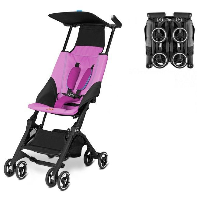 Buggy GB Pockit Posh Pink