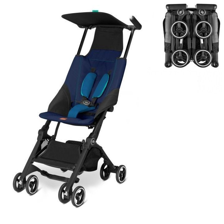 Buggy GB Pockit Sea Port Blue