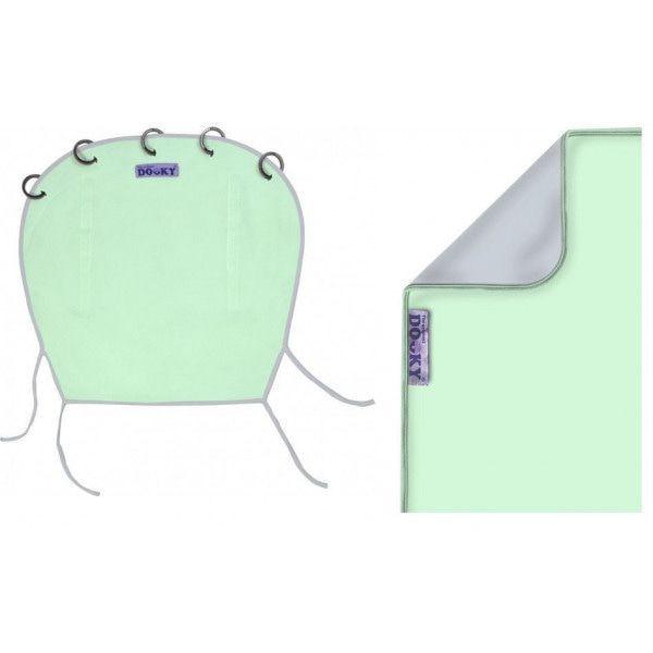 Image of Dooky Original Reversible Mint/Grey 22062