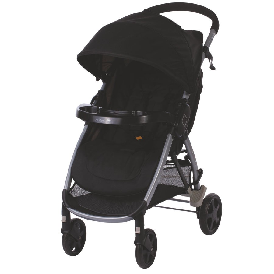 Buggy Safety 1st Step & Go Full Black