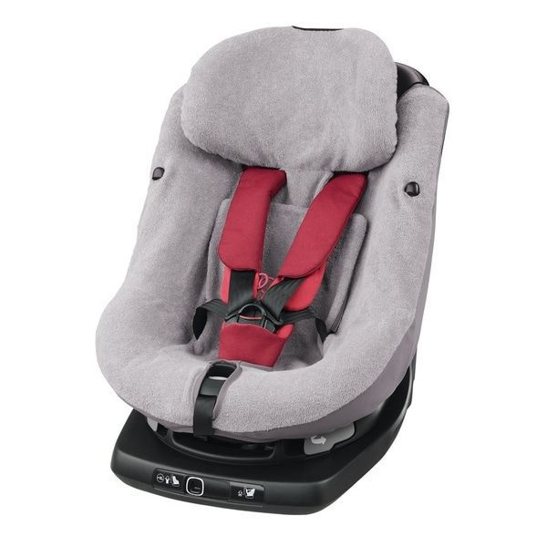 Maxi-Cosi AxissFix Zomerhoes Cool Grey